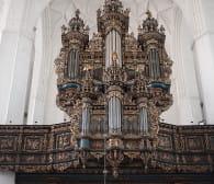 Lato z muzyką organową - ruszają festiwale w katedrze oliwskiej i bazylice Mariackiej