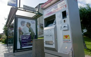 30 nowych biletomatów stanie w Gdańsku