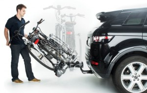 Nowości wśród bagażników do przewozu rowerów