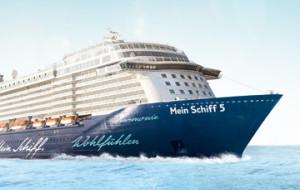 Zobacz wnętrza wycieczkowca Mein Schiff 5