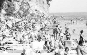 Takie były gdyńskie plaże przed laty