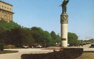 Zapomniana Natasza ze skweru Kościuszki