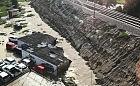W ulewie ucierpiały również salony samochodowe