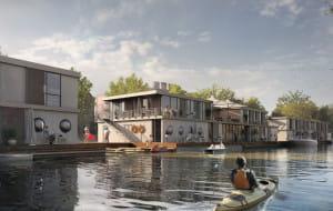 Pływające hotele staną na Motławie w Gdańsku