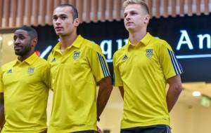 Piłkarz Arki obiecuje gola w meczu z Wisłą