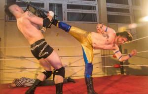 Piękny Kawaler vs Kamil Aleksander. Gala wrestlingu w Gdyni