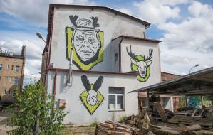 Murale, które komentują polską rzeczywistość