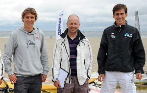 Gdański żeglarz stracił medal w ostatnim wyścigu