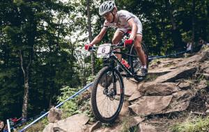 Maja Włoszczowska wicemistrzynią olimpijską