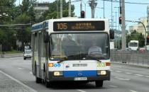 Kierowca autobusu poczekał, choć nie musiał
