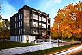 Kartuska Office Park. Butikowy biurowiec