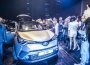 Toyota C-HR zaprezentowana w Teatrze Szekspirowskim