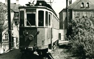 Dawna linia tramwajowa do Sopotu