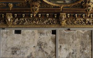 Odsłonią historyczne polichromie w Ratuszu w miejscu obrazów Hansa Vredemana de Vries
