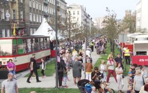 Tłumy gdańszczan na Retro Dolne Miasto