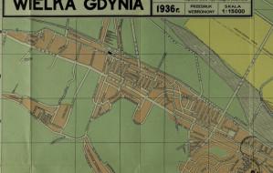 Wielka Gdynia i białe tablice