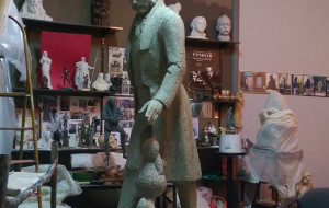 Czy Schopenhauer z pudelkiem doczeka się pomnika w Gdańsku?