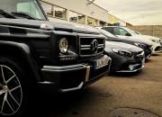 Miliony złotych i tysiące koni mechanicznych ze stajni AMG