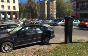 Od poniedziałku większa strefa płatnego parkowania w Gdańsku