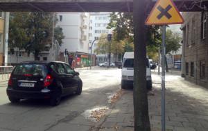 Skrzyżowania równorzędne uspokoją ruch w centrum Gdyni