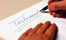 Pytanie do notariusza. Jak spisać testament?