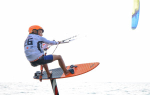 10-latek w kitesurfingu