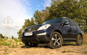 SsangYong Rexton: SUV na wymarciu