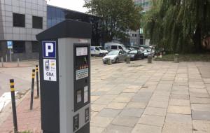 Pracownik ZDiZ pogubił się w strefie płatnego parkowania