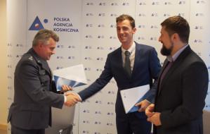 Blue Dot Solutions ma umowę z POLSA