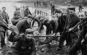 Wojenne przypadki Gdańska sprzed stu lat