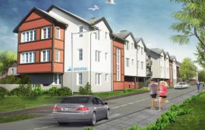 Kolejne mieszkania w gdańskich Aniołkach