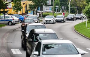 Projekt przebudowy Chwarznieńskiej dopiero w przyszłym roku