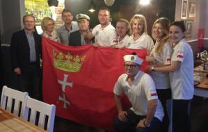 Flaga Gdańska wróciła do właścicieli