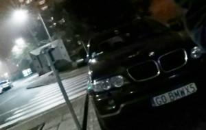 Auto prezesa TVP znów zaparkowane niezgodnie z przepisami