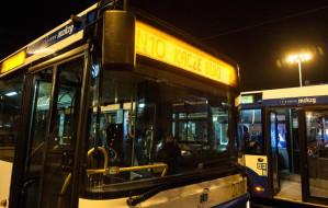 Kierowca autobusu w jedną noc odnalazł dwóch zaginionych