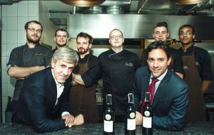 Emilio Moro w gdyńskim Open Kitchen