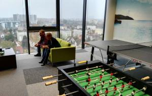Strefy relaksu w trójmiejskich biurach