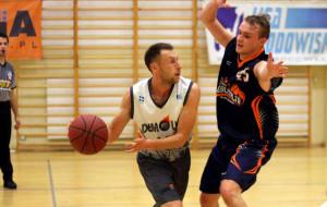 Pierwsza porażka mistrza Środowiskowej Basket Ligi