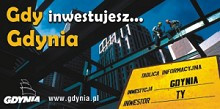 Gdynia na warszawskich tramwajach