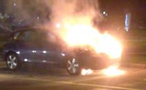 """""""Auto płonie, nikt nie pomaga"""""""