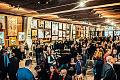 25 lat ze sztuką. Tłum gości na urodzinach Glaza Expo Design