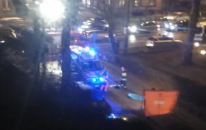 Śmiertelne potrącenie pieszego w Sopocie