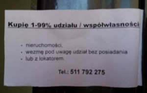 Nowa metoda oszustów mieszkaniowych