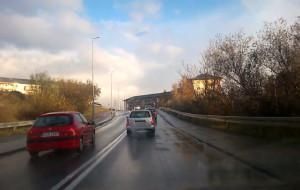 Kierowcy nagminnie łamią przepisy na Wilanowskiej w Gdańsku
