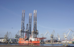 """""""Remontowa"""" pomoże przy remoncie platformy """"Petrobaltic"""""""