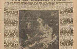 Przy wigilijnym stole 80 lat temu