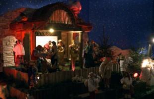 Ruchome i żywe szopki bożonarodzeniowe