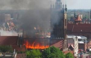 Zobacz wnętrza kościóła św. Katarzyny cztery lata po pożarze