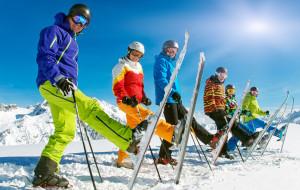Trójmiasto zasypane, wybierz się na narty
