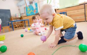 Miejsca w żłobkach również dla dzieci poniżej roku